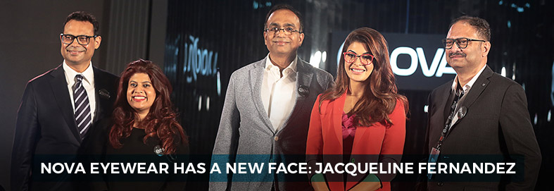 Nova Eyewear has a new face