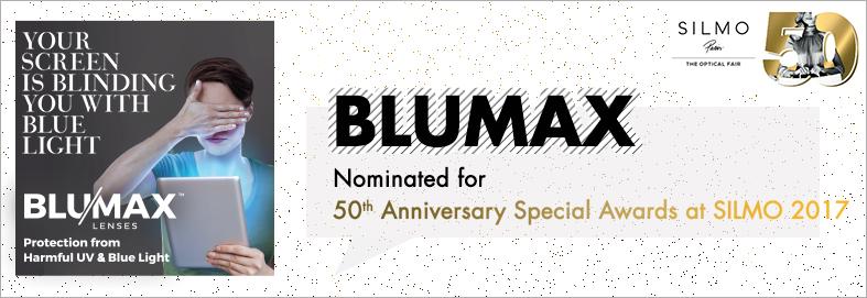Blumax Nomination in SILMO 2017