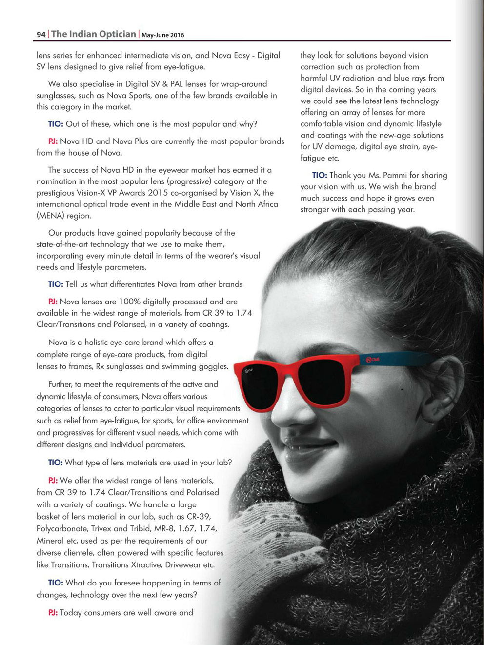 The Indian Optician page 3/6