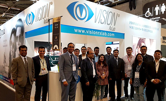 22b24865e1 It was an another remarkable chapter for Vision Rx Lab at Silmo 2017. Its  top-of-the-line products like Nova UHD